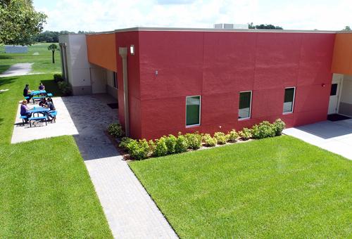 HG Curtis Center education hall.jpg